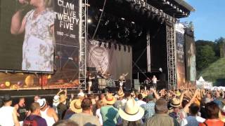 "Clam-Rock 2015 Uriah Heep ""Lady in black"""