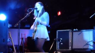 KILLER BANGS Honeyblood at Norwich Nov 2014