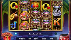 Microgaming - Grand Bazaar - Gameplay demo