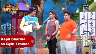 Kapil Sharma Tries Impressing Sargun