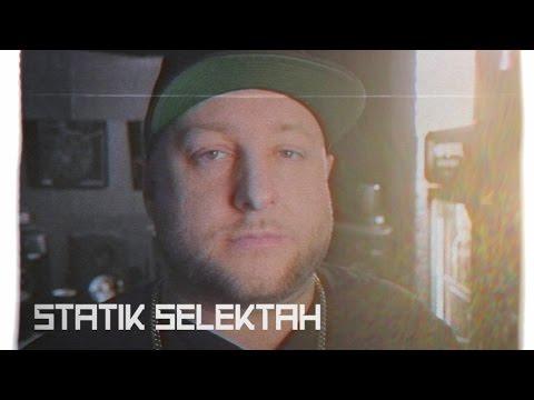 Statik Selektah on the Roland DJ-808 DJ Controller