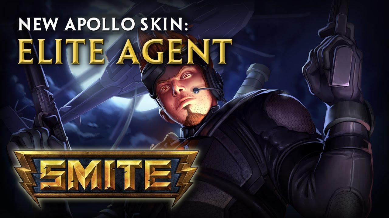New Apollo Skin: Elite Agent - YouTube - 1280 x 720 jpeg 135kB