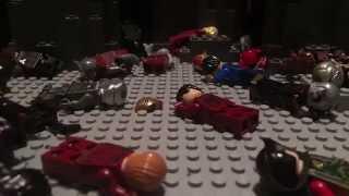 Avengers: Infinity War trailer - LEGO