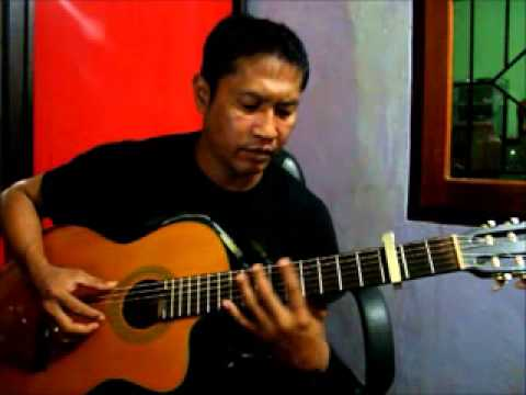 Guru Oemar Bakrie Iwan Fals Fingerstyle Guitar