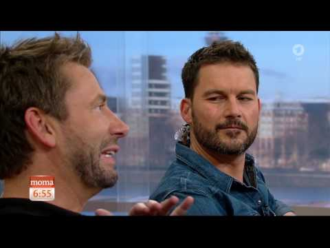 Nickleback - Song On Fire (Acoustic version) (ARD-Morgenmagazin - 2017-06-02)