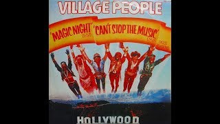 Watch Village People Magic Night video