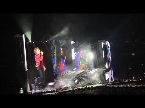 Satisfaction- Rolling Stones at The Rose Bowl Pasadena CA 8/22/19