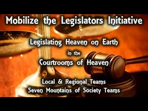 Mobilize the Legislators Initiative For Seers/Intercessors