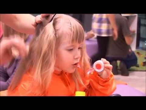 Один день из жизни - детская парикмахерская ВООБРАЖУЛЯ