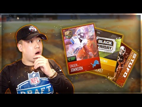 THANKSGIVING PROMO IS HERE!! THREE 94 OVR MASTERS!! BLITZ TICKETS & MORE!! MADDEN MOBILE 18