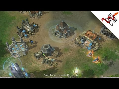 Armies of Exigo HD GAMEPLAY [ Warcraft 3, Starcraft and Age of Empires 2 Combined ]