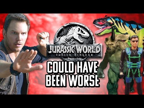 Jurassic World: Fallen Kingdom vs. Could Have Been Worse