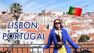 What to eat, see and do in Lisbon, Portugal (vacation travel guide) | Lovely Geniston