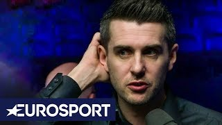 Mark Selby on Finding Winning Form Again and Jack Lisowski's Future | Snooker | Eurosport