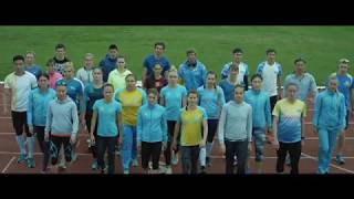 We are more than sport - Promo Athletics Federation of the Republic of Kazakhstan