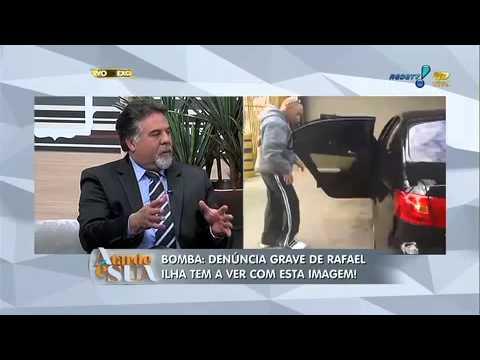 A Tarde é Sua 31/07/2014 - Carro De Rafael Ilha Foi 'desmontado' Durante Sua Prisão