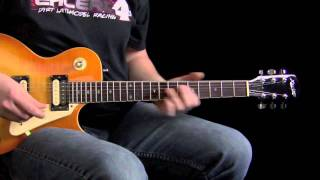 Beautiful Jesus : Electric Guitar Lesson (Kristian Stanfill)