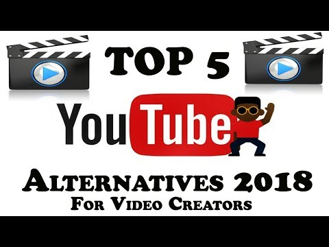 Best YouTube Alternatives Video Sharing Websites For Video Creators - Top 5 Sites in 2018