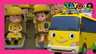 *NEW* Safety Song with Tayo l Seat Belt Song l Safety Belt Song l Tayo Sing Along Special
