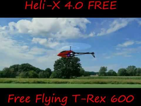 free heli x 4 0 rc training simulator youtube. Black Bedroom Furniture Sets. Home Design Ideas