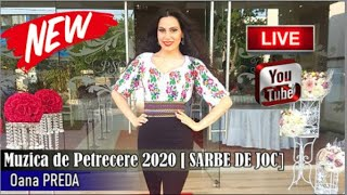 Oana Preda   Formatie Pitesti,Bucuresti   Muzica de Petrecere 2020   Colaj Sarbe de Joc-0758.417.353
