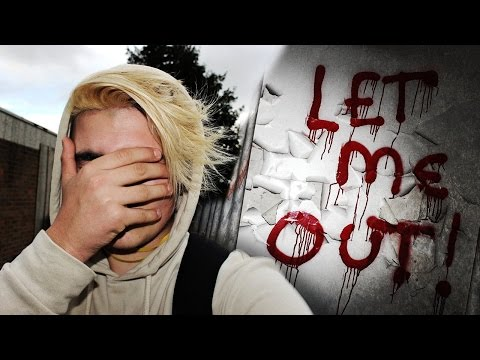 STAYING OVERNIGHT In Abandoned Mental Asylum GOES WRONG! (Paranormal Activity!)