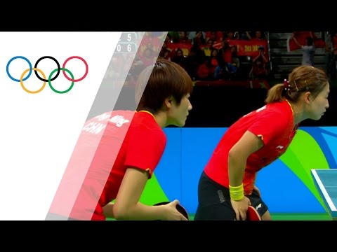 Rio Replay: Women's Team Table Tennis Final