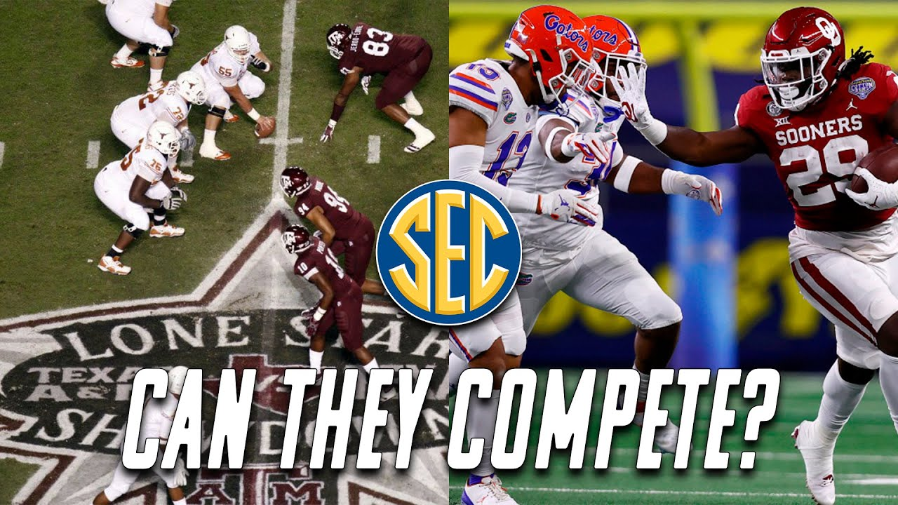 Download How quick will OU and Texas Compete in the SEC? | Texas Longhorns | Oklahoma Sooners