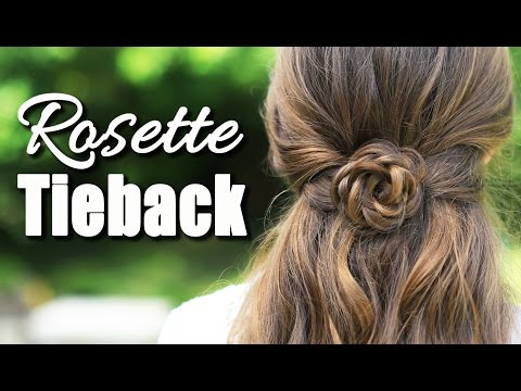 How to Create a Rosette Tieback in Under 5 Minutes?