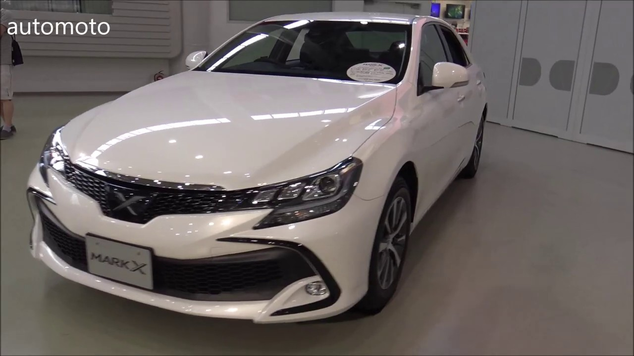 The New Toyota Mark X 2020 Youtube