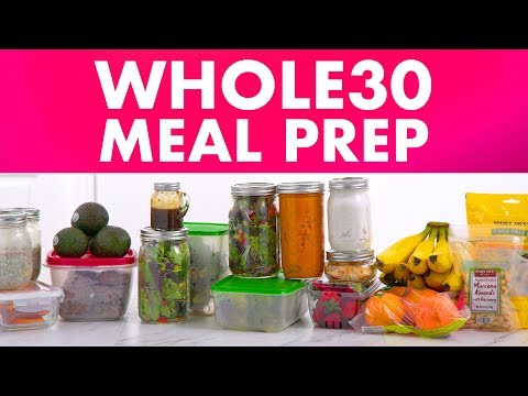 Whole30 Meal Prep Recipes! – Mind Over Munch