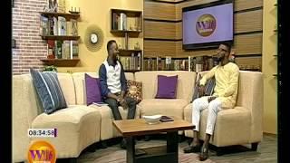 Broda Shaggi on Wake up Nigeria