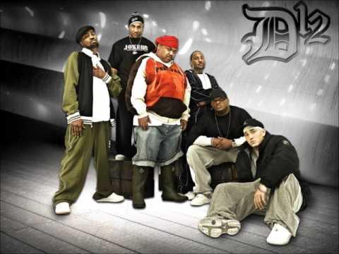 Eminem ft. D12- 1 shot 2 shot [Official Music]