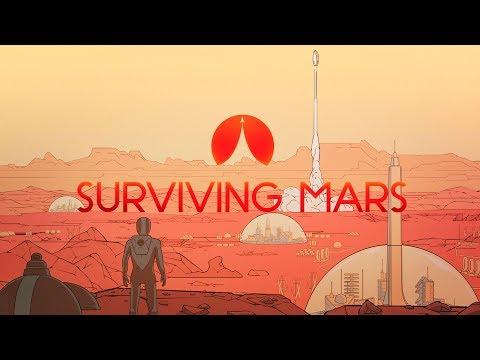 🔴🌲Surviving Mars: Green