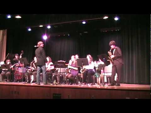 VIP's Boogie - Chatham High School Jazz Band