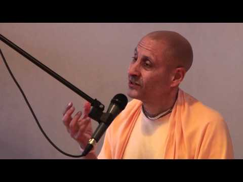 Lecture - Radhanath Swami - Arlington Yoga Studio