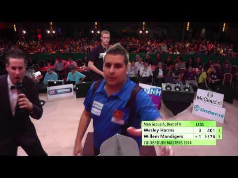 ZM14 A2 Wesley Harms vs Willem Mandigers