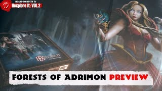 Hexplore It Forests of Adrimon Preview