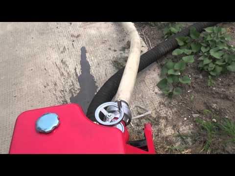 Honda Portable Fire Fighting Pump