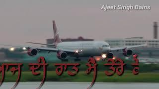 passport te lag Gea Visa!😍 Punjabi WhatsApp status