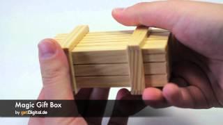 Magische Geschenkbox - getDigital.de
