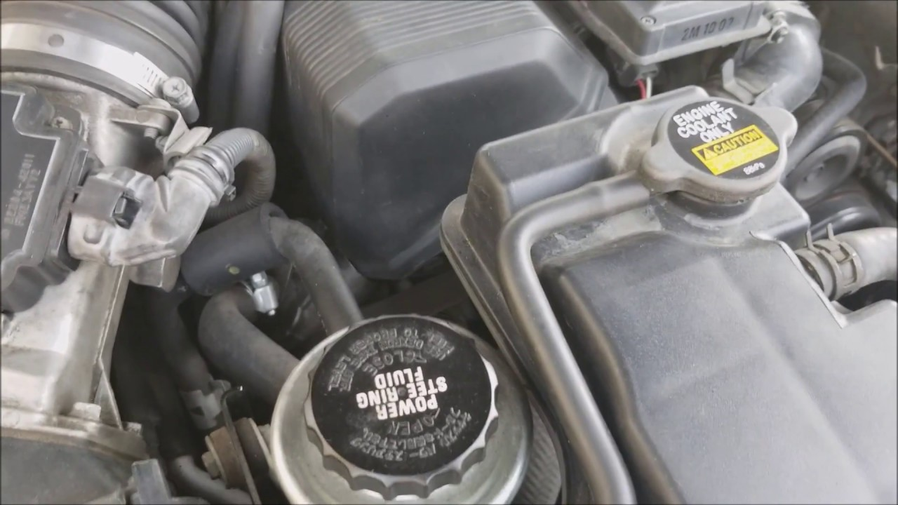 Power Steering Problems >> How To Diagnose A Bad Power Steering Pump