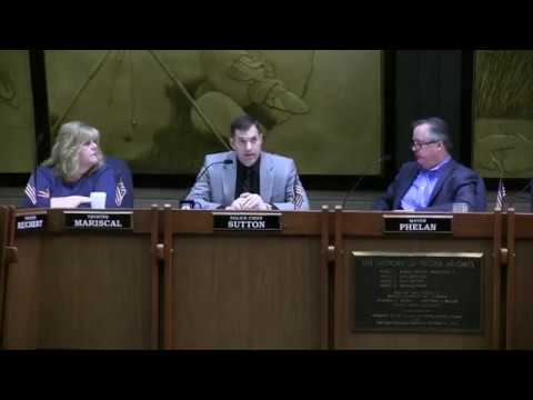 January 15th, 2019 - Village of Peoria Heights Board of Trustees HD