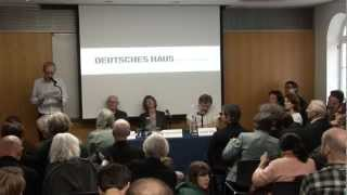 German Idealism and Psychoanalysis with Slavoj Zizek, Alenka Zupancic, Mladen Dolar - Part 1