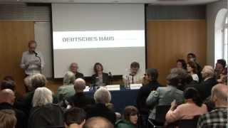 German Idealism and Psychoanalysis with Slavoj Zizek, Alenka Zupancic, Mladen Dolar - Part 1