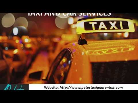 Antigua Car Rental Services From Pete's Taxi & Car Rental Services