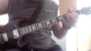 """Replaying AC/DC`s """"Caught with your Pants down"""" Main Riff"""