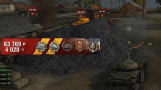 Т-54 - Жменька медалек для сладкоежки!!!