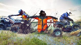 видео: На что способен квадрик за 100 тр? Квадроциклы Yacota