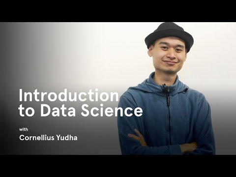 Mengenal Apa Itu Data Science Bersama Cornellius Yudha
